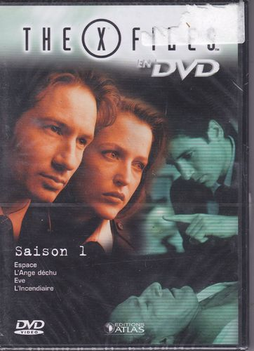 DVD the x files saison 1 vol 3 série tv de science fiction 2000(neuf emballé)