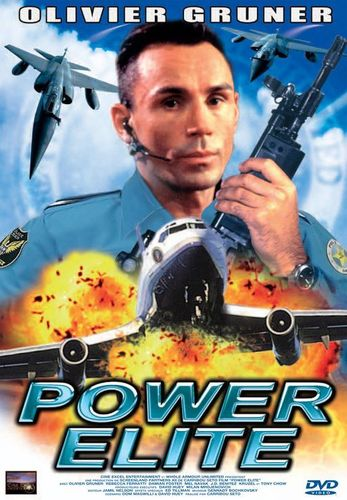 DVD power elite de david huey,oliver gruner film de guerre 2005