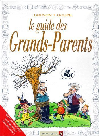 BD le guide des grands parents en bd 2007
