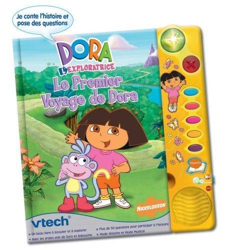 Livre Dora L Exploratrice Le Premier Voyage De Dora Vtech