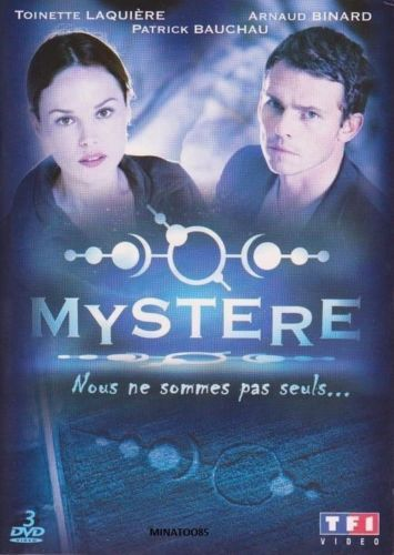 DVD SERIE mystére 3 dvd  série tv de science fiction 2007