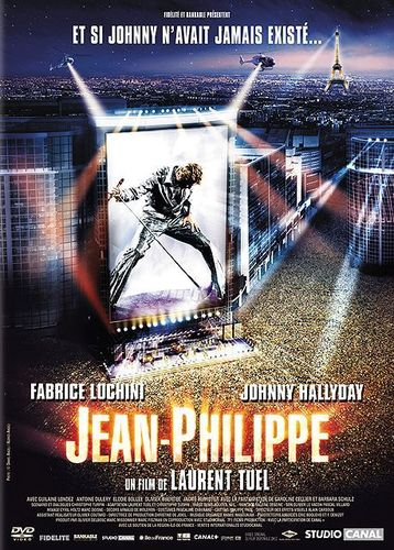 DVD jean philippe luchini johnny 2006