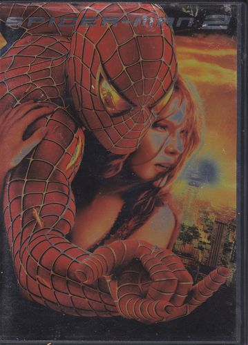 DVD spider-man 2 marvel 2005