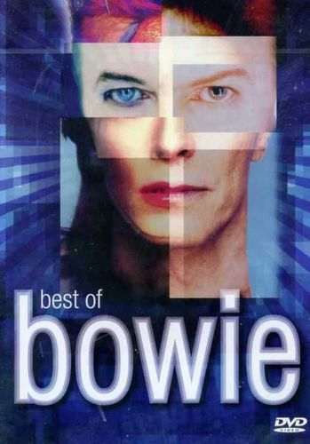 DVD best of bowie ( 2DVD) 2002