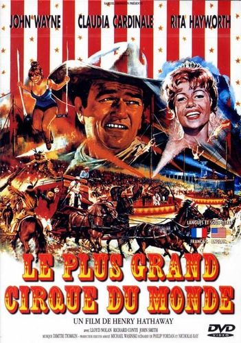 DVD le plus grand cirque du monde 1964
