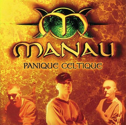 CD manau panique celtique 1998