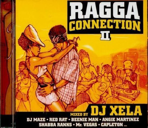 CD ragga connection 2 dj xela 2002