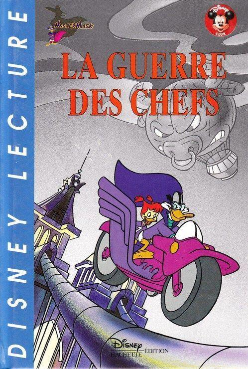 Livre La Guerre Des Chefs Disney Lecture