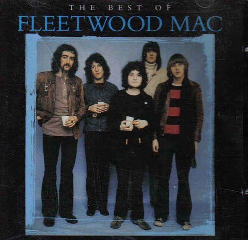 CD fleetwood mac the best of 1996
