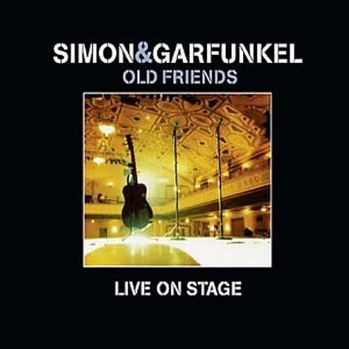 CD simon and garfunkel old friends live on stage 2004
