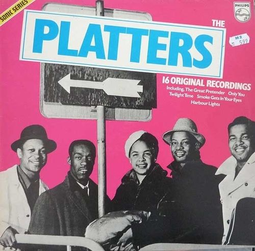 VINYL33T the platters 16 original recording 1976