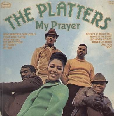 VINYL33T the platters the prayer  1970
