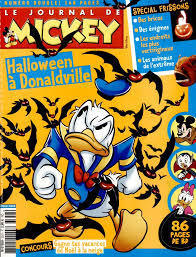 BD le journal de Mickey n 3357-3358-2016