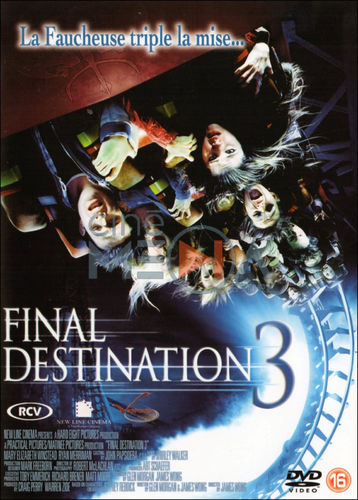 DVD destination finale 3