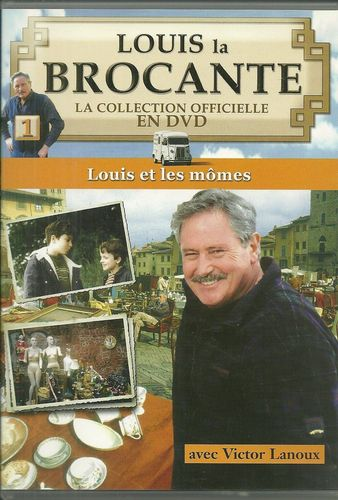 DVD louis la brocante -victor lanoux- VOL1 -2006