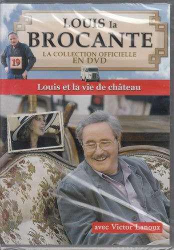 DVD louis la brocante -victor lanoux- VOL19 -2006