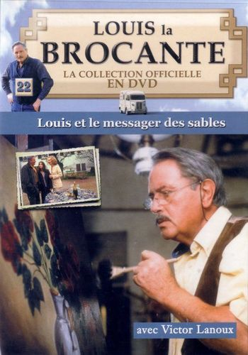 DVD louis la brocante -victor lanoux- VOL22 -2006