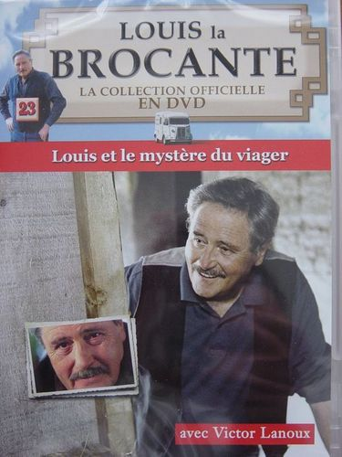 DVD louis la brocante -victor lanoux- VOL23-2006