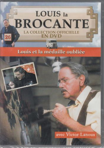 DVD louis la brocante -victor lanoux- VOL26-2006