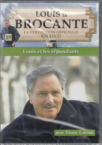 DVD louis la brocante -victor lanoux- VOL29-2006