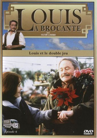 DVD louis la brocante -victor lanoux- VOL6-2000