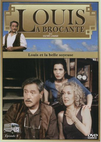 DVD louis la brocante -victor lanoux- VOL8-2000