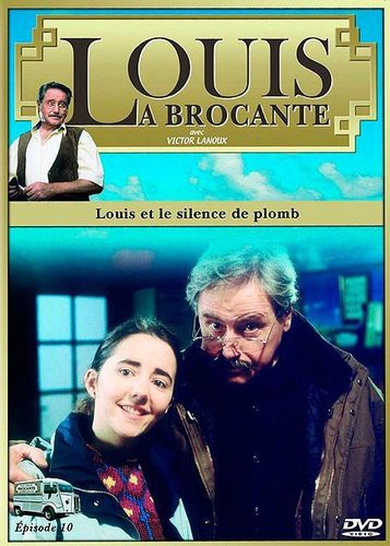 DVD louis la brocante -victor lanoux- VOL10-2000