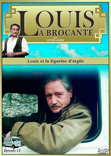 DVD louis la brocante -victor lanoux- VOL15-2000