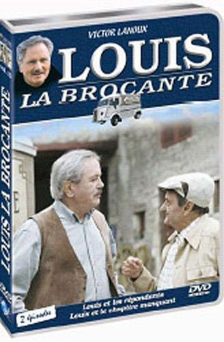 DVD louis la brocante -victor lanoux- VOL15-2008