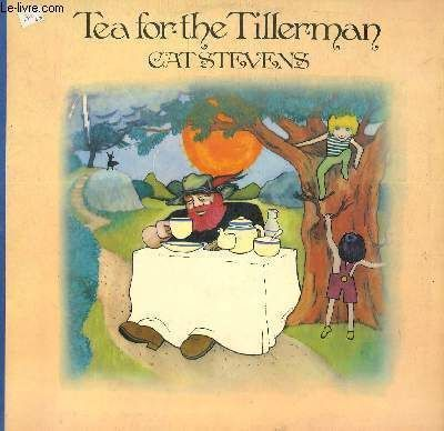 VINYL 33 T cat stevens tea for the tillerman 1970