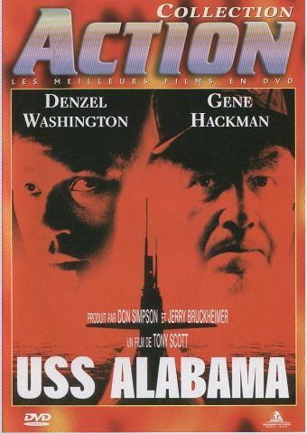 DVD uss alabama collection action  2003