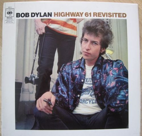 VINYL 33T bob dylan  highway 61 revisited 1965