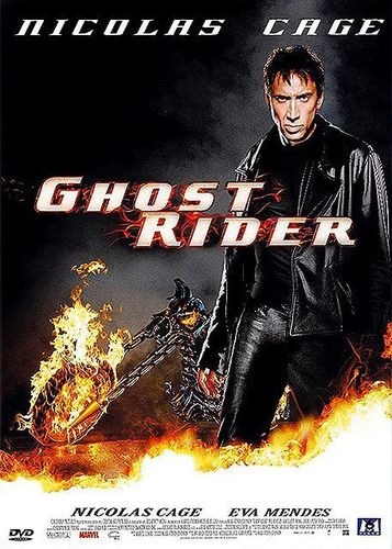 DVD ghost rider de marc steven johnson 2006