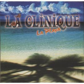 CD Playa la clinique 1999
