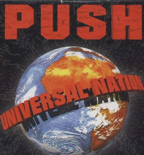 CD Push universal nation 1998