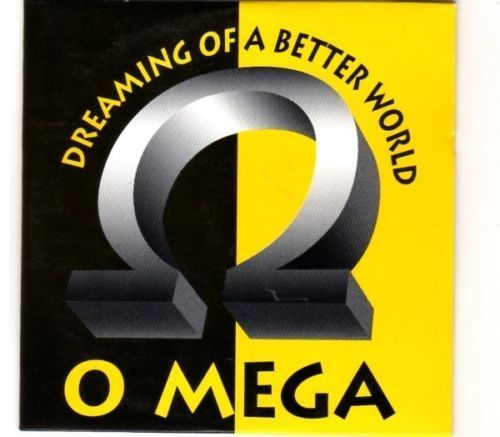 CD O Mega dreaming of a better world 1998