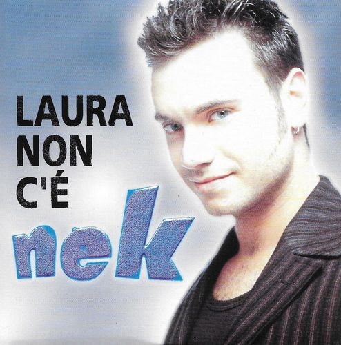 CD nek laura non c'é 1997