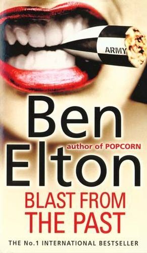 LIVRE Ben Elton blast from the past ( anglais ) 1999