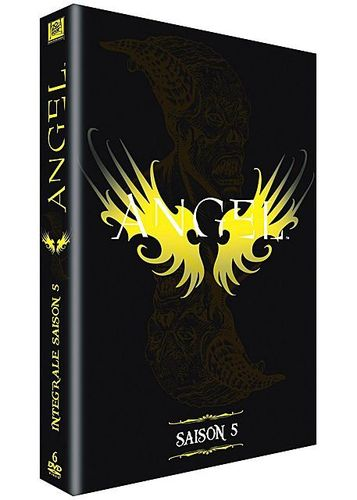 DVD SERIE angel saison 5 coffret 2005
