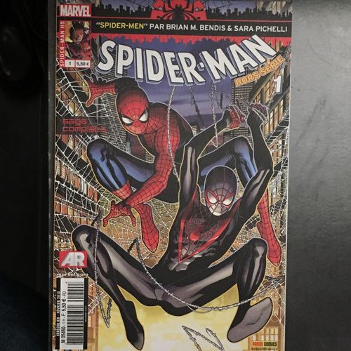 BD spiderman N°1 hors série marvel 2013