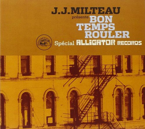 CD jj milteau bon temps pour rouler spécial alligators records 2006