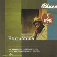 CD harmonica blues gitanes blues 1999