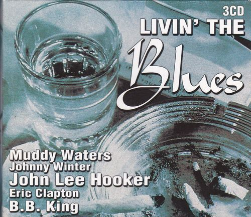 CD livin'the blues 3cd  2000