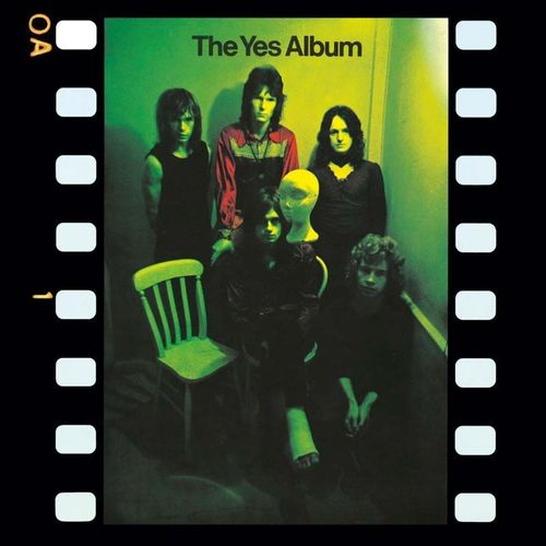 VINYL 33T yes the yes album 1972