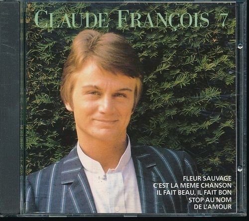 CD claude François 7 2006