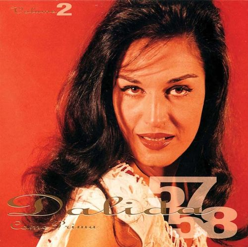 CD dalida 57-58 vol 2 come prima 1991