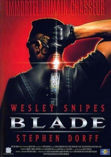 DVD Blade Stephen Norrington 1999