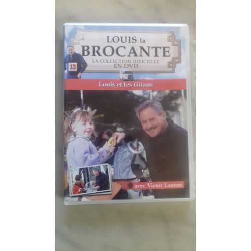 DVD louis la brocante -victor lanoux- VOL13-2002