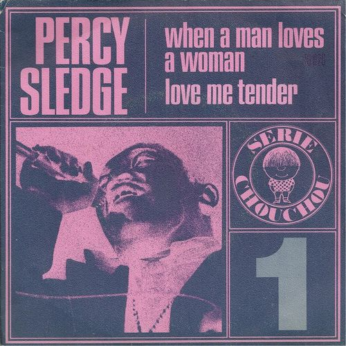 VINYL 45 T percy sledge when a man loves a woman 1975