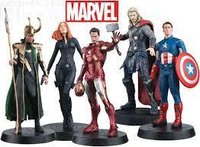 figurines marvel